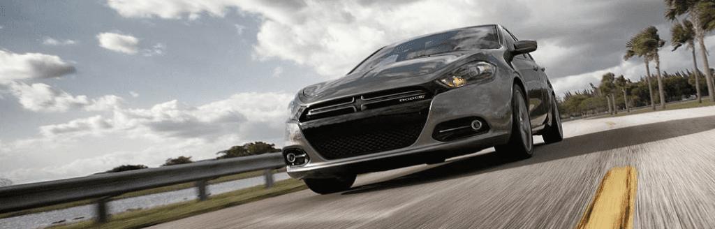 2014 Dodge Dart grey