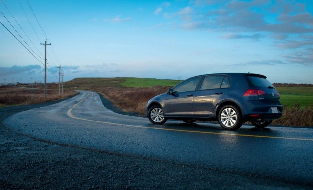 2015 Volkswagen Golf 1.8 TSI Comfortline