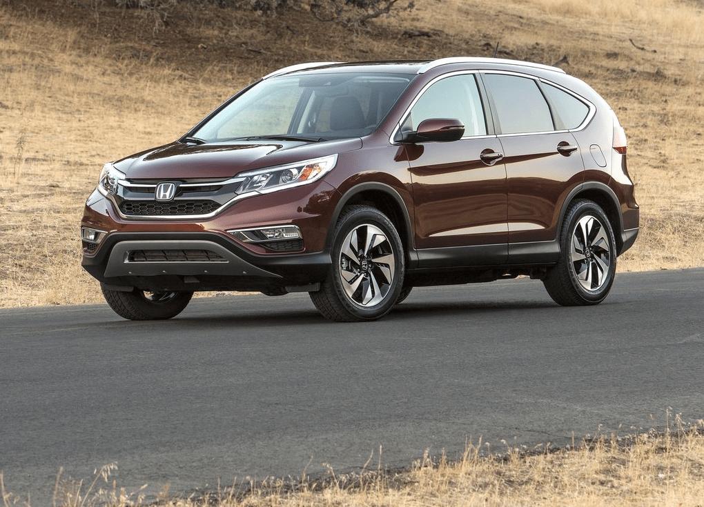 2015 Honda CRV