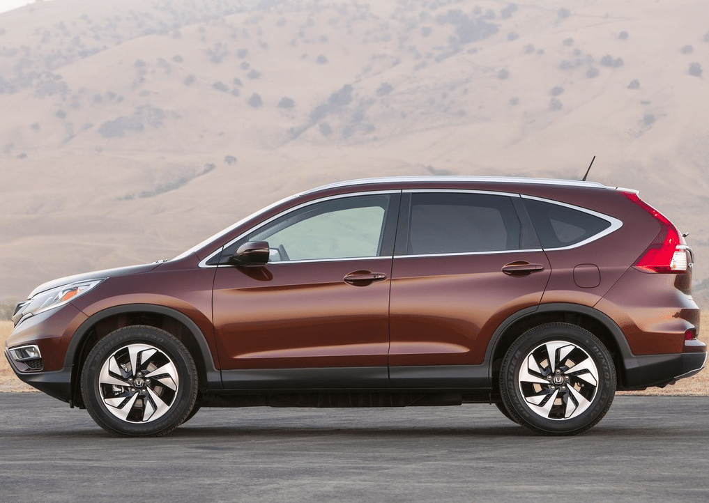 2015 Honda CR-V profile