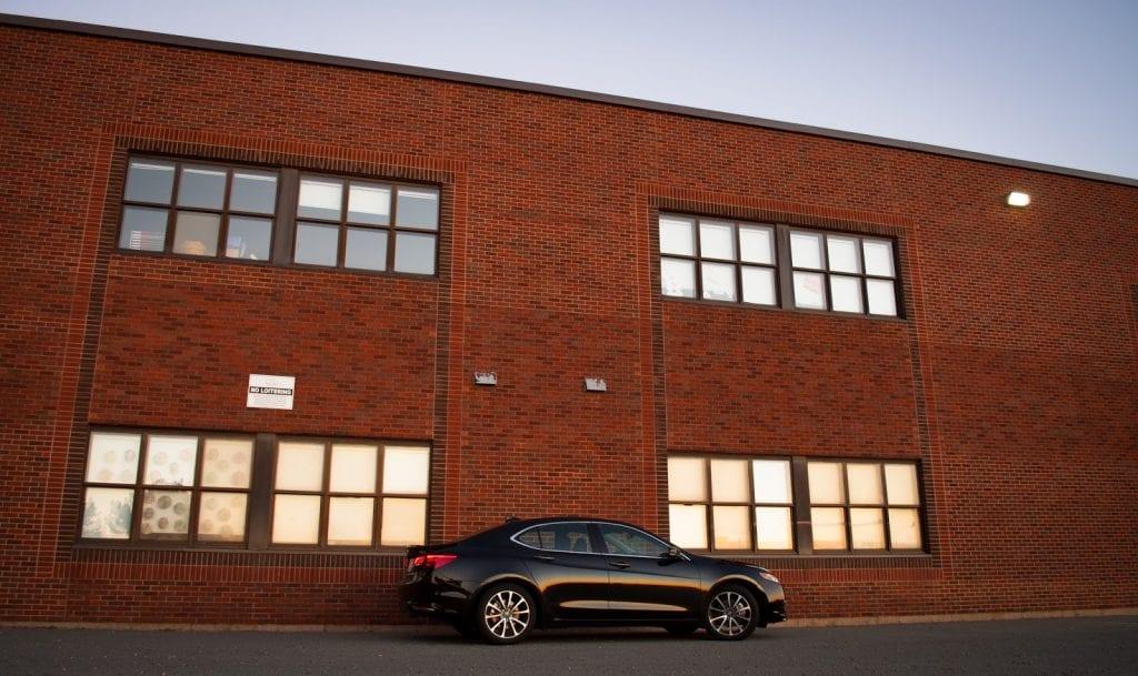 2015 Acura TLX V6 SH-AWD profile