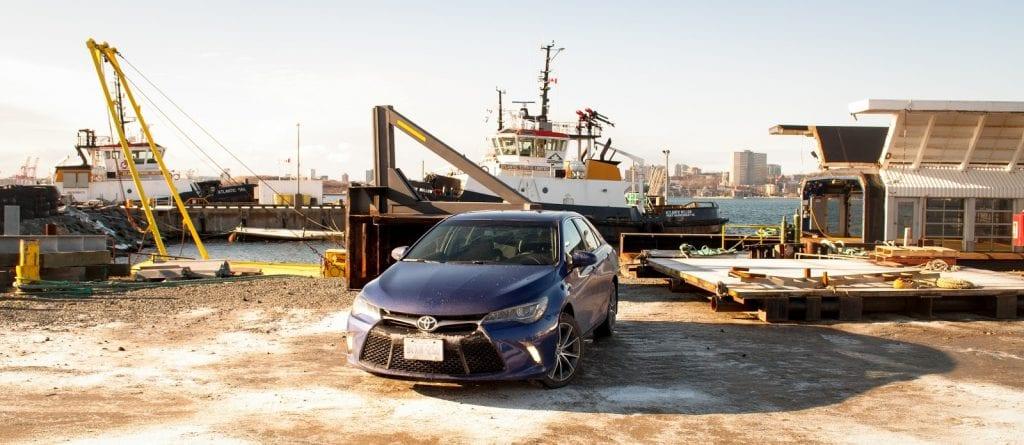 2015 Toyota Camry XSE V6