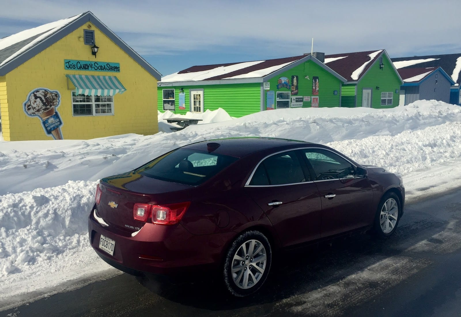 Malibu 2014 chevrolet malibu ltz : 2015 Chevrolet Malibu LTZ Review - Wait For It... Wait For It... -