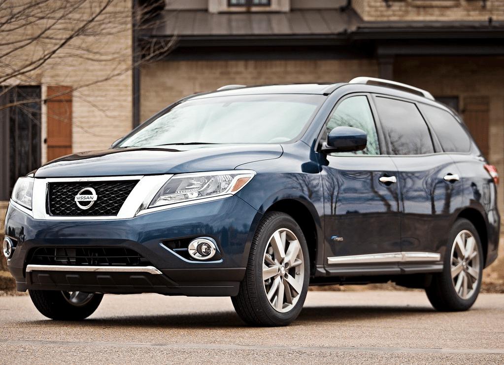2015 Nissan Pathfinder Hybrid