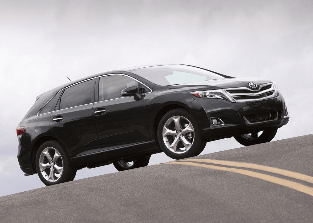 2017 Toyota Venza Black