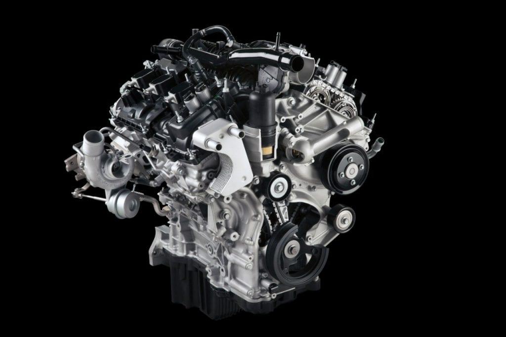 2015 Ford F-150 2.7L EcoBoost V6