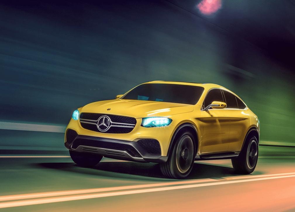 2015 Mercedes-Benz GLC Coupe