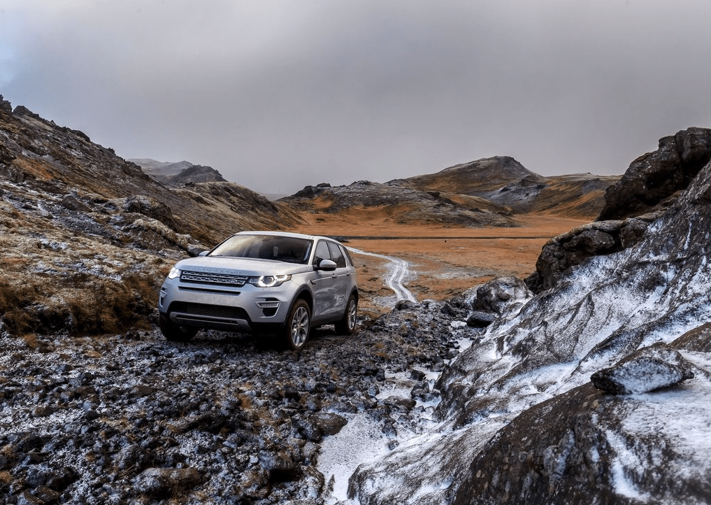 2016 Land Rover Range Rover Discovery Sport