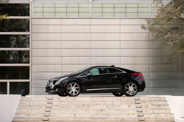 2014 Cadillac ELR black