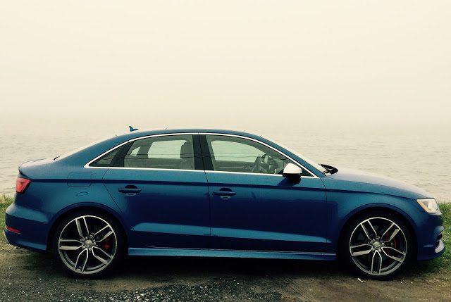 2015 Audi S3 profile