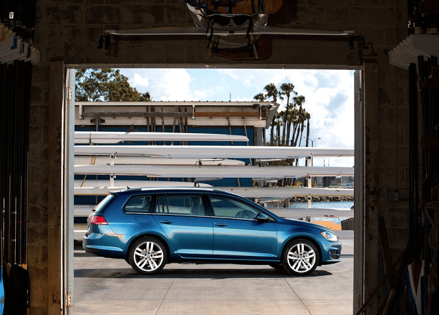 2015 Volkswagen Golf Wagon