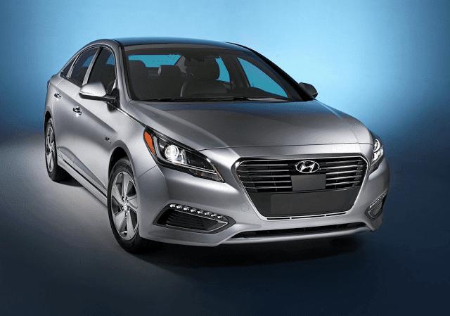 2016 Hyundai Sonata PHEV