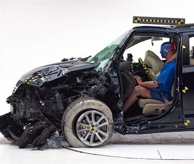 Dodge Journey Crash Test