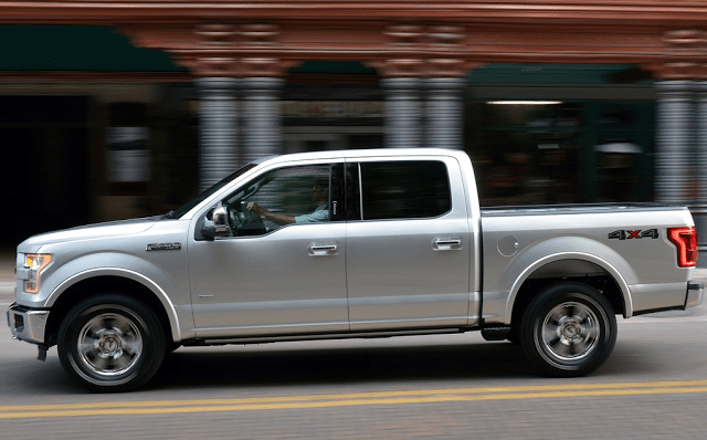 2015 Ford F-150 4x4 SuperCrew