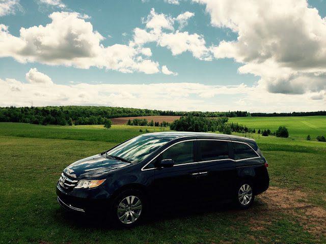 2015 Honda Odyssey EX Island Hill Farm PEI