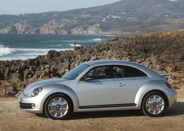 2015 Volkswagen Beetle Hardtop