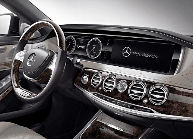 2014 Mercedes-Benz S600