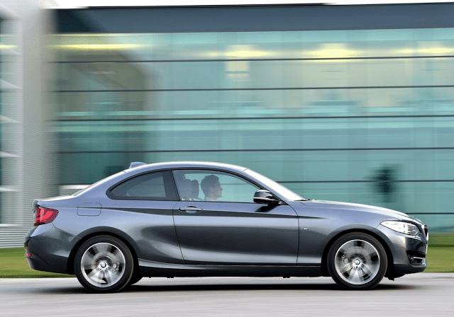 2015 BMw 2-Series coupe
