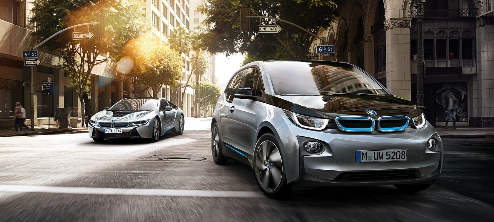 BMW i-Series Sales Reports