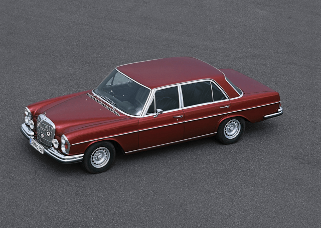 1978 Mercedes-Benz SEL 6.3 AMG