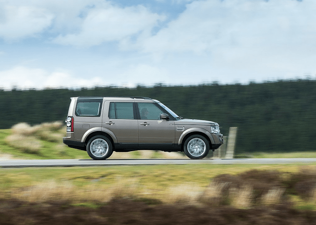 2015 Land Rover LR4 discovery