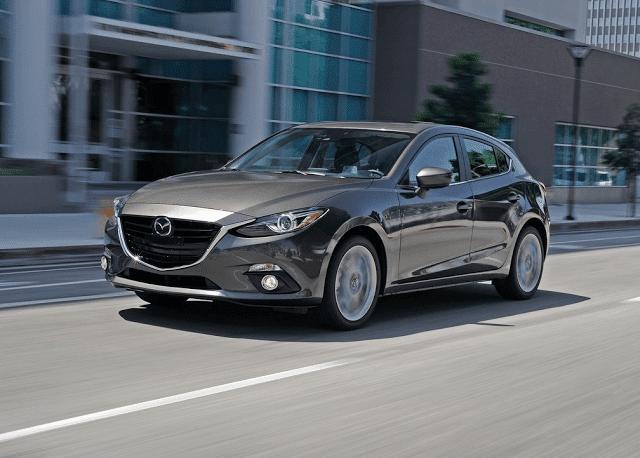 2014 Mazda 3 hatch