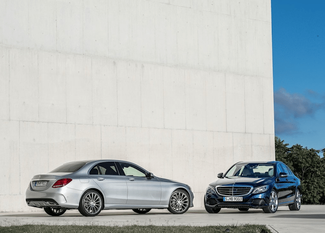 2015 Mercedes-Benz C-Class sedan