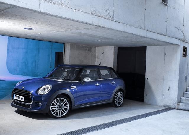 2015 Mini Cooper 4-Door