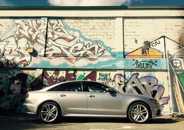2016 Audi A6 3.0 TDI Technik Silver