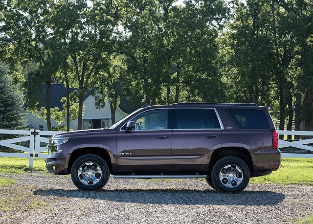 2015 Chevrolet Tahoe Z71