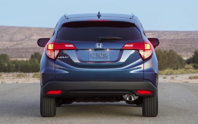 2015 Honda HR-V rear