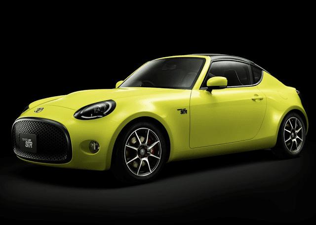 2015 Toyota SF-R Concept
