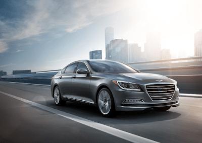 2016 Hyundai Genesis G80