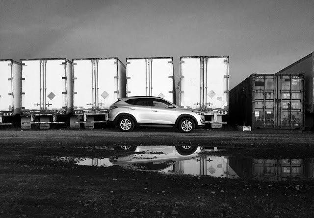 2016 Hyundai Tucson 2.0L Luxury