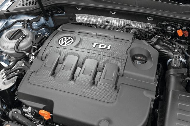 Volkswagen TDI engine