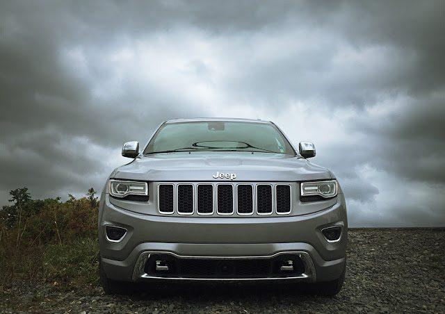 2015 Jeep Grand Cherokee Overland EcoDiesel