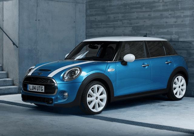 2015 Mini Cooper 5-Door S