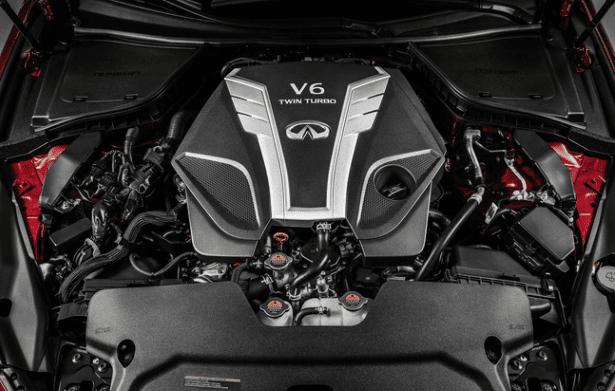 2016 Infiniti Q50 twin turbo V6