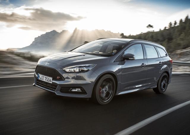2015 Ford Focus ST wagon TDCI Stealth Grey