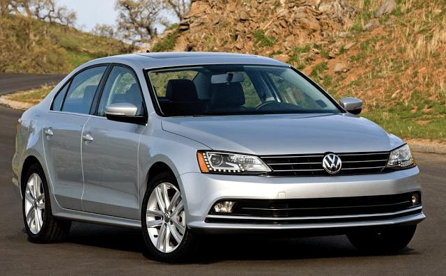 2015 Volkswagen Jetta sedan silver