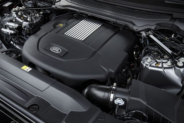 LAnd Rover TD6 diesel 3.0L