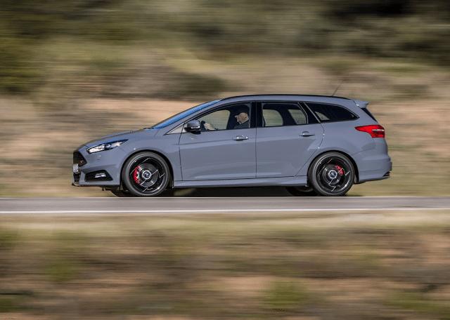 2015 Ford Focus ST Wagon Stealth Grey