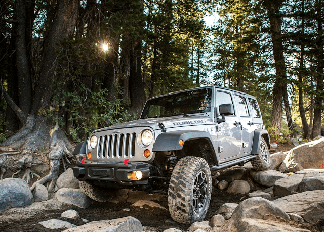 2013 Jeep Wrangler Rubicon Unlimited