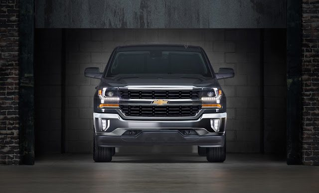2016 Chevrolet Silverado eAssist