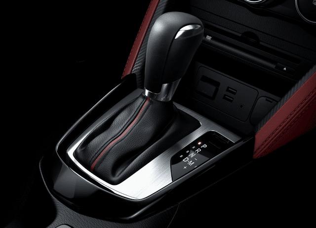 2016 Mazda CX-3 automatic transmission