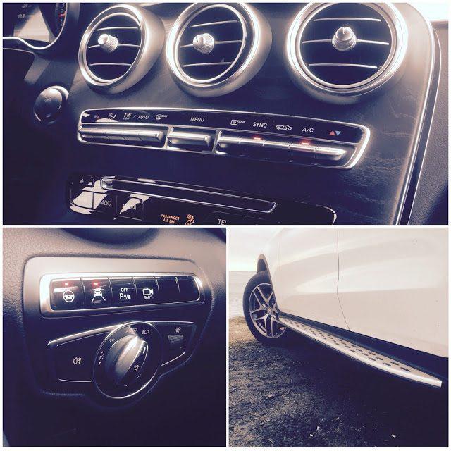 2016 Mercedes-Benz GLC300 4Matic collage