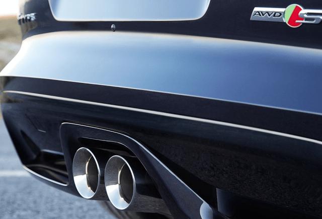 2016 Jaguar F-Type AWD S