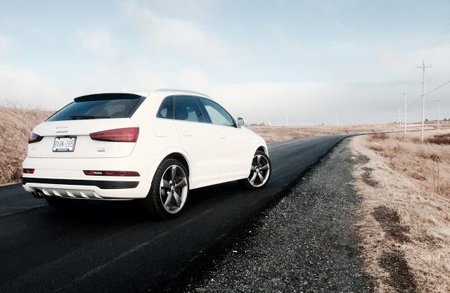 2016 Audi Q3 Technik