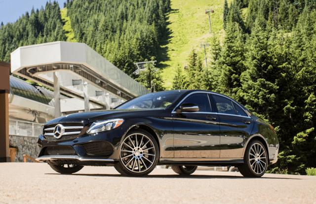 2016 Mercedes-Benz C-Class sedab