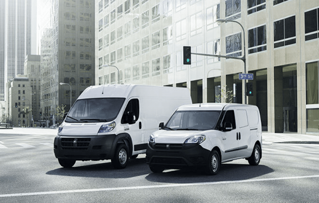 ProMaster and ProMaster City